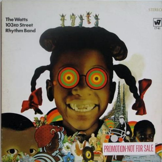 Charles Wright and The Watts 103rd Street Rhythm Band (Aka, �Hot Heat and Sweet Groove�)