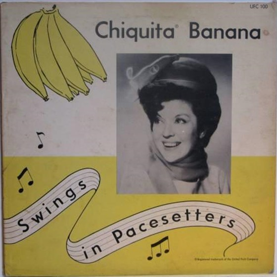 Chiquita Banana -Swings in Pacesetters