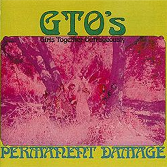 GTO's - Permanent Damage