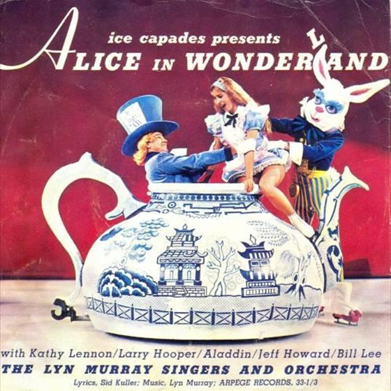 Ice Capades presents Alice in Wonderland