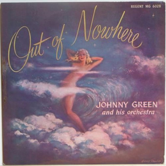 Johnny Green - Out of Nowhere