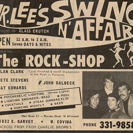Mr Lee's Swing'n Affair - Rock Shop