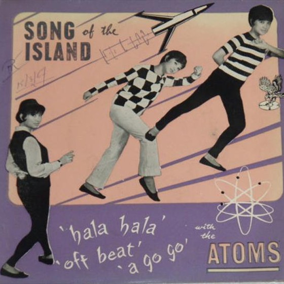 Tha Atoms - Song of the Island