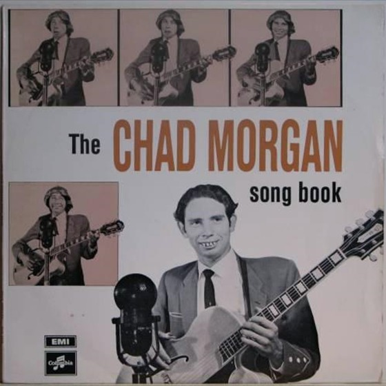 The Chad Morgan Song Book