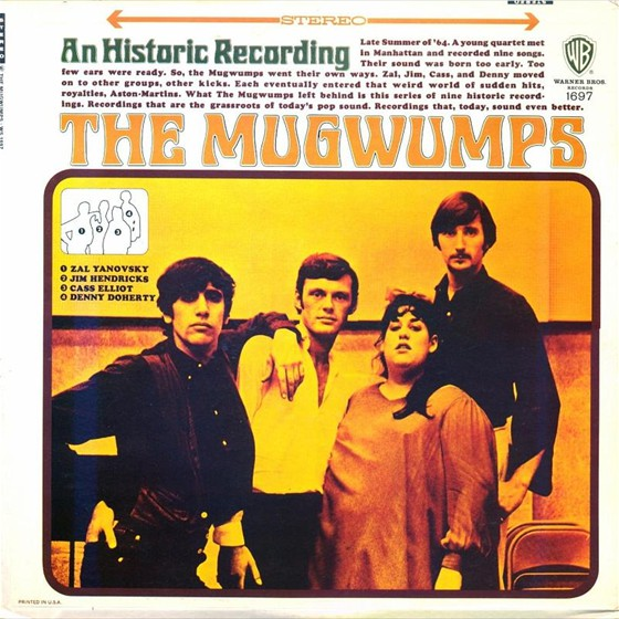 The Mugwamps - An Historic Recording