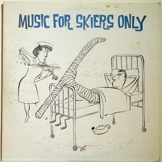 VA - Music for Skiers Only