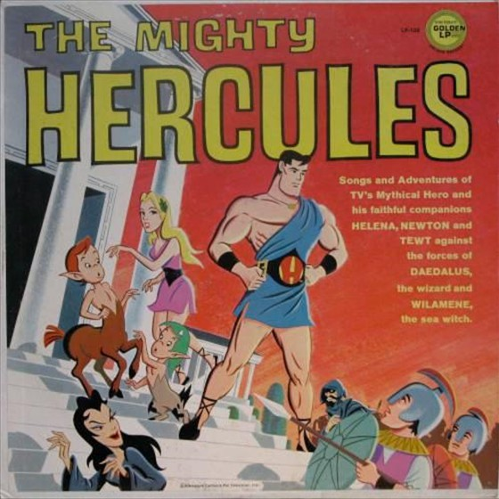 VA - The Mighty Hercules