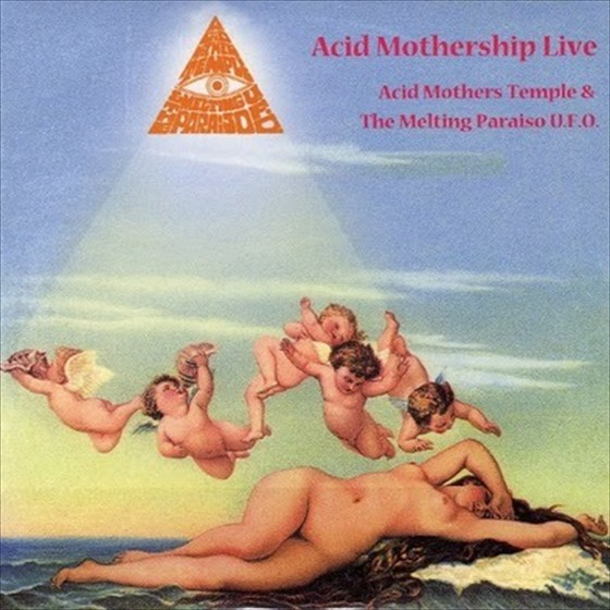 acid mothership live