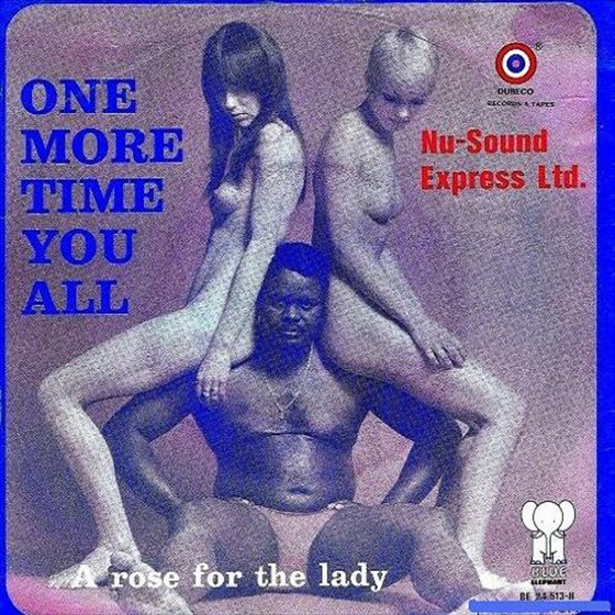 Nu-Sound Express Ltd. (Holanda - Blue Elephant Records - 1973)