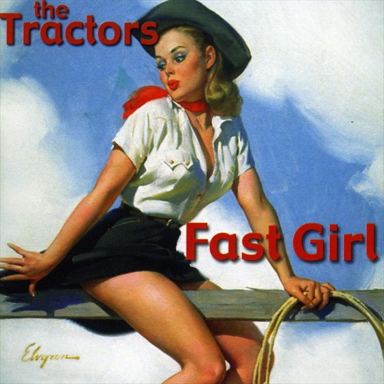 tractors fast girl